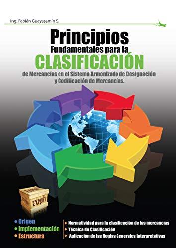 Amazoncom Principios Fundamentales Para Clasificación De