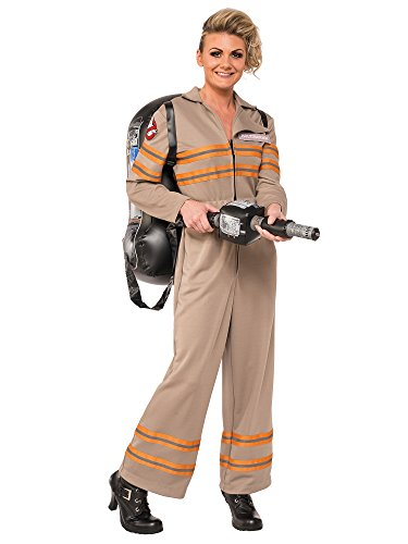 Rubie's Costume Co Women's Ghostbusters Movie Deluxe Costume, Multi, Large