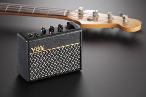 Amazon.com: [DISCONTINUED] VOX AC1RVBASS Miniature Battery Powered Bass Guitar Amplifier: Musical Instruments