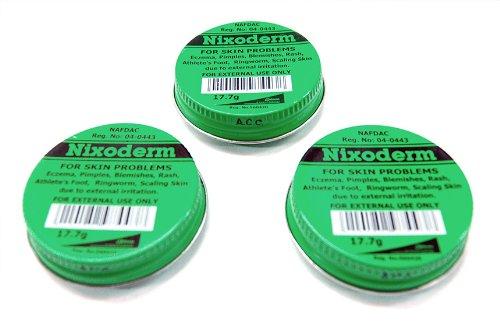 Nixoderm для кожи Проблемы крем (в упаковке-3) 15Gms