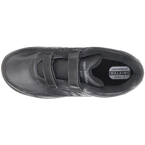 8 Uk Width Uk Shoes Walking 577 Cushioning 2e Balance Womens Black New xwzO8C0