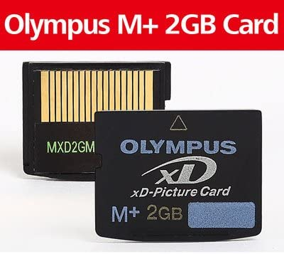 Olympus 2gb Xd Memory Card Karte Type M Xd Picture Card Computer Zubehör