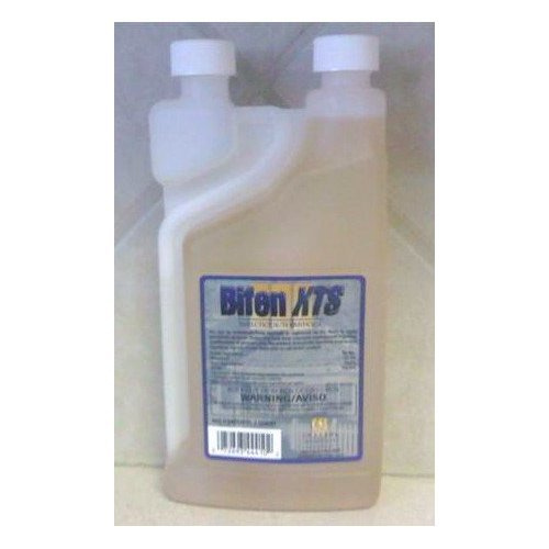 - 32 ounce Bifen XTS 25.1% Bifenthrin Multi Use Pest Control Termiticide / Insecticide Concentrate Quart Similar to Talstar Pro Masterline & Bifen IT But Oil Based Water Resistent Long lasting Outdoor Residual Control