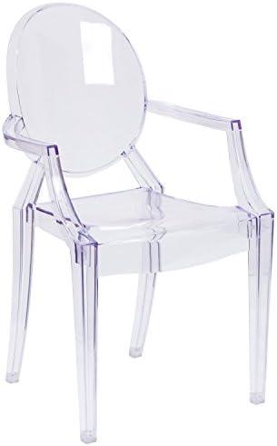 Flash Furniture Ghost Chair
