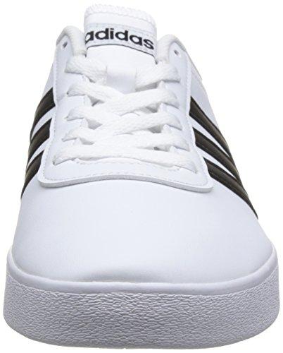 Uomo B43666 40 Bianco Sneakers core Adidas 2 qF8t58