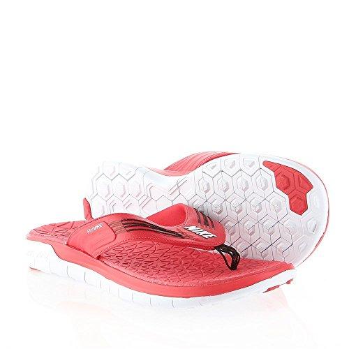 Nike Free Thong Zehensandale university red-white-black - 46