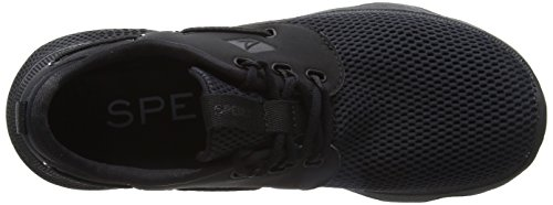 Sperry Top-Sider Sperry 7 Seas 3-Eye, Zapatillas Unisex Adulto Negro (Black Flooded)