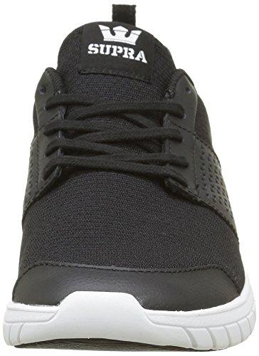 Supra Scissor Hommes Nous 9.5 Chaussure De Skate Noire