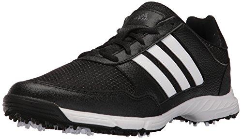 adidas Men's Tech Response Ftwwht/Dksi Golf Shoe – DiZiSports Store