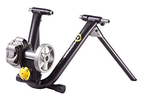 Road Bike Trainer - CycleOps 9904 Fluid2 Bike Trainer Base Black