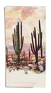 Kay Dee Designs V0030 Desert Sunset Southwest Terry Towel