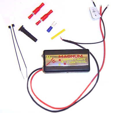 MAGNUM Programmable REV LIMITER Ignition Controller Polaris Outlaw 110 EFI Magnum Tuning