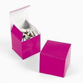Amazon.com: Mini Hot Pink Gift Boxes (2 dz): Home & Kitchen