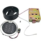 Electronic Digital keypad time delay Lock for