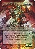 Sliver Overlord - Casual Play Only - Customs Altered Art Foil