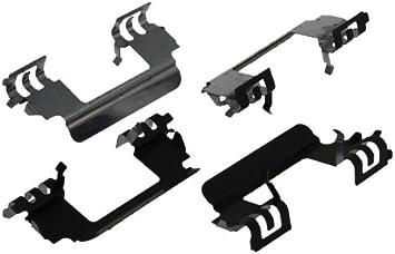 Disc Brake Pad Installation Kit Rear Carlson P834