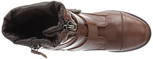 Bootie Brown Geox Women's Wrayssaabx1 Ankle wpx8zS