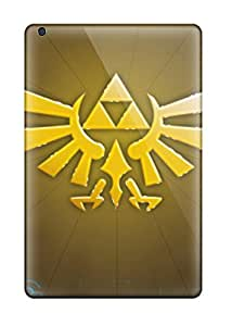High-quality Durable Protection Cases For Ipad Mini(legend Of Zelda Art Trice)