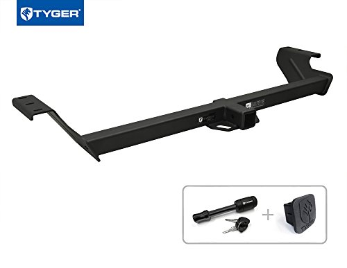 (Tyger Auto TG-HC3H0088 Class 3 Trailer Hitch Combo with 2