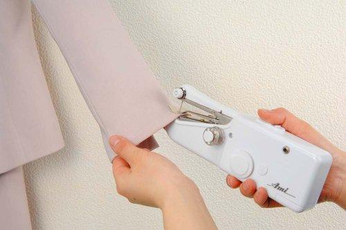 Hand Held Electric Mini Sewing Machine Buy Online In Uae