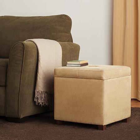 Crown Mark Baseball Glove Chair Ottoman 7005 B00bppil6y