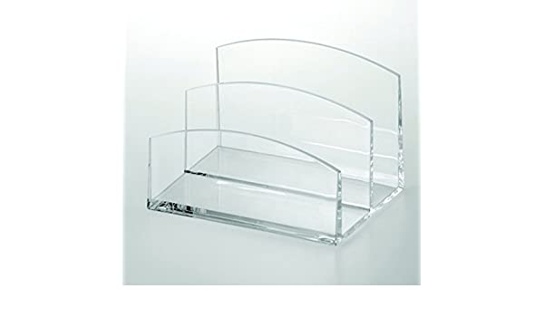 Amazon.com : Spartilettere Acrylic Tecnostyl trasparente ACR004 : Office Products