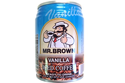 Vanilla Iced Coffee - 8.12fl oz (Pack of 24)