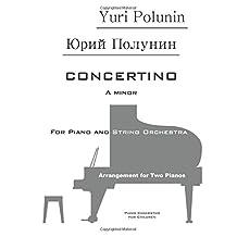 Polunin. Concertino in a minor