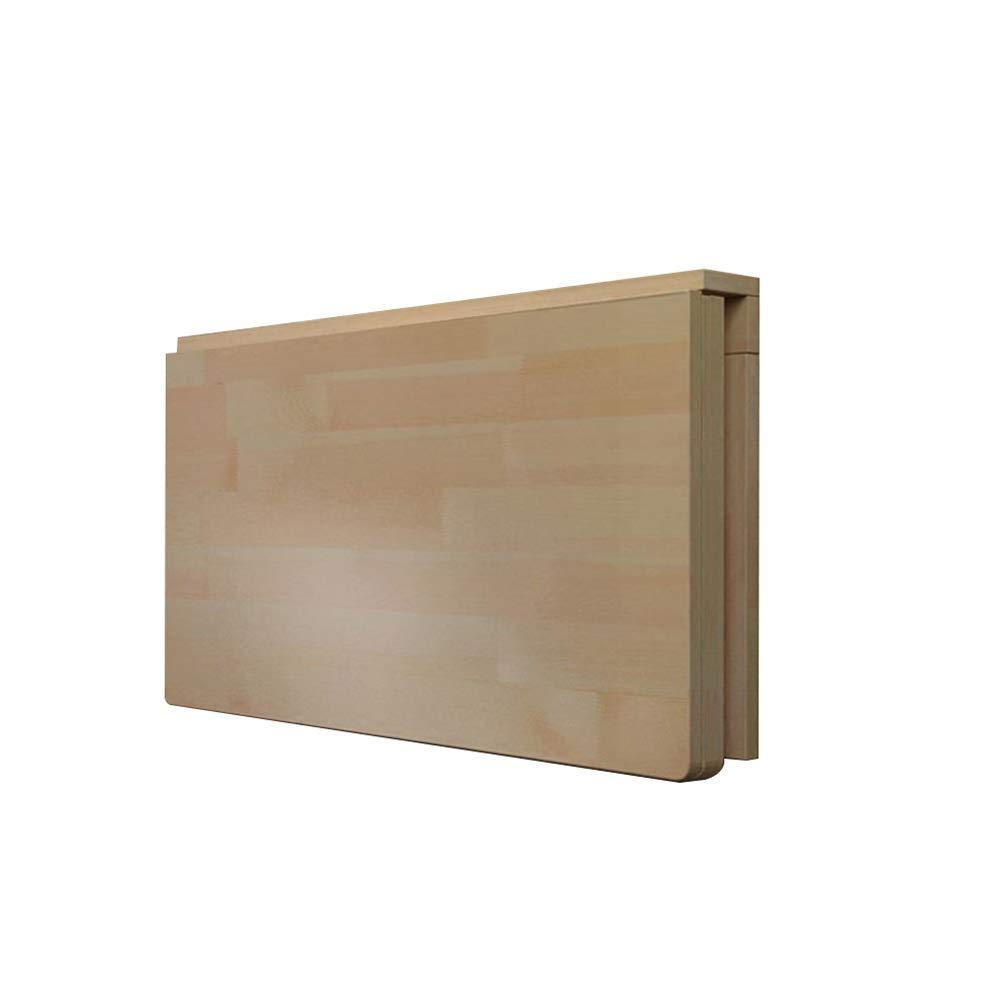 punto de venta en línea BAIF Mesa Plegable Mesa de Estudio de Escritorio de de de computadora Mesa de Comedor de Mesa de Comedor de Mesa de Madera Maciza Plegable (Tamaño  70  50 cm)  Precio al por mayor y calidad confiable.