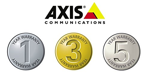One Years Extended Warranty for P3214-VE by AXIS