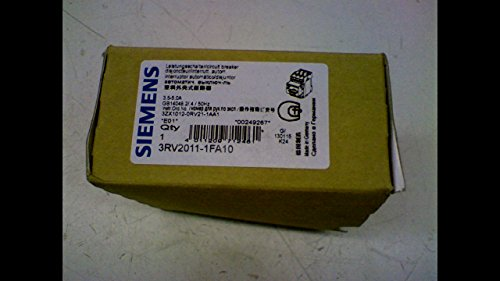 (Siemens Manual Motor Starter Knob 3.5 to 5A 3P)