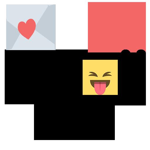 EmojiArt - Emoji Emoticons Art (Christmas Emojis Song)