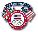 London 2012 Team USA Olympic Team Dual F...