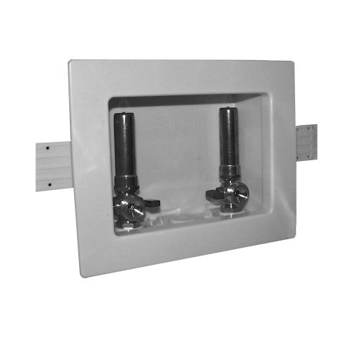 LSP OB-217-T Unassembled Outlet Box with Wirsbo Hammer Ar...