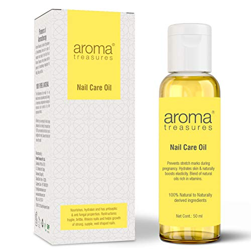 Aroma Treasures Nail Care Oil, 50ml