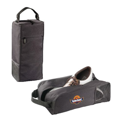 CollegeFanGear Fresno Pacific Northwest Golf Shoe Bag 'Official Logo' by CollegeFanGear