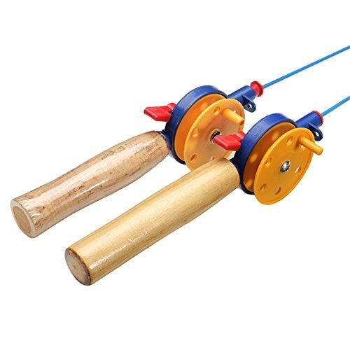 Fishing Ultra-Light Ice Reel - Winter Rod Rods Proof Light - -