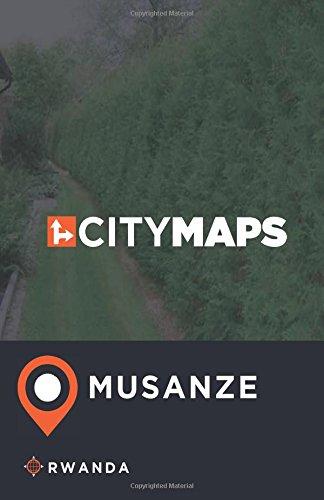 Download City Maps Musanze Rwanda pdf epub
