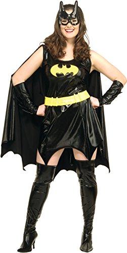 Batgirl Plus Size Halloween or Theatre Costume