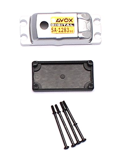Savox SA1283SG Top & Bottom Servo Case with 4 Screws