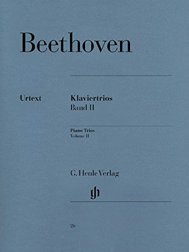 Beethoven: Piano Trios - Volume II (Set of -