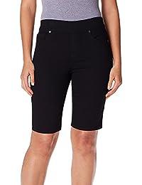 Amazon.com: Gloria Vanderbilt - Shorts / Clothing: Clothing, Shoes ...