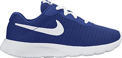 Nike Tanjun (Ps), Zapatillas de Running para Niños Azul (Game Royal / White)