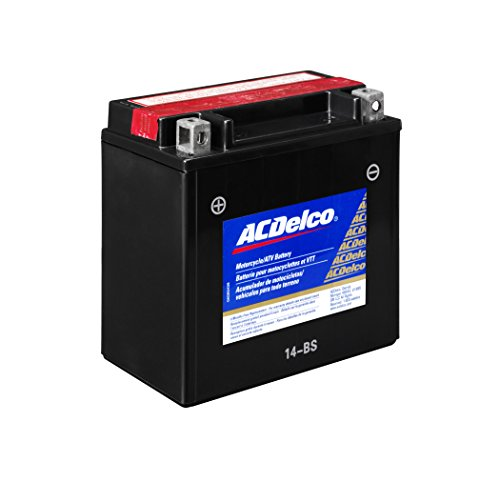 ACDelco ATX14BS Specialty AGM Powersports JIS 14-BS Battery by ACDelco (Image #1)