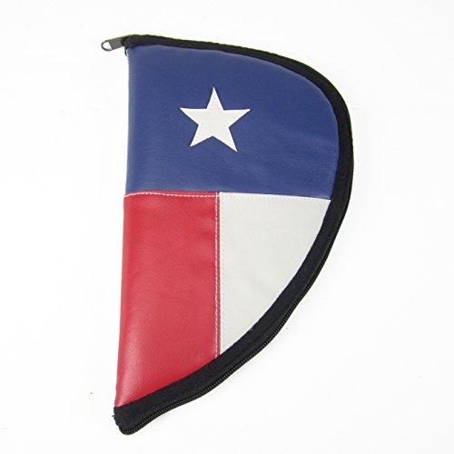 - Sunfish Custom Leather Handgun Case Pistol Rug Texas Lone Star