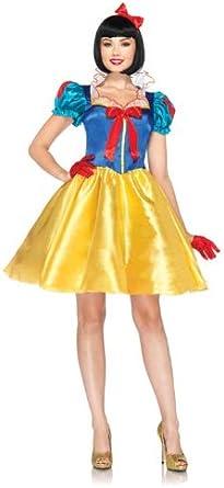 Snow White Adult Classic Disney Costume