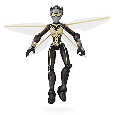 Marvel Wasp Action Figure Toybox: Toys & Games