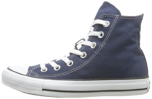 Converse Chuck Taylor All Star - Zapatillas de tela, unisex, Azul, 45.5 EU