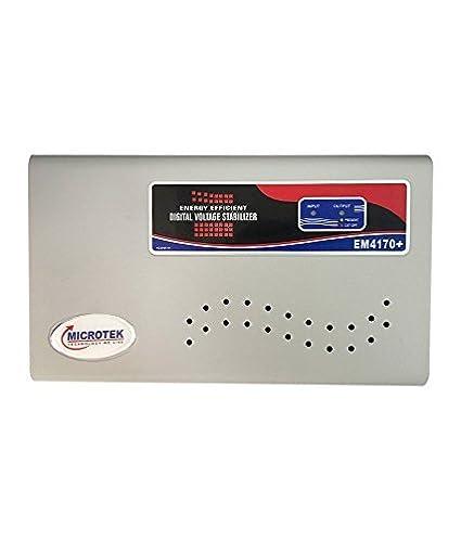 Microtek EM4170+ 170-280V Digital Voltage Stabilizer