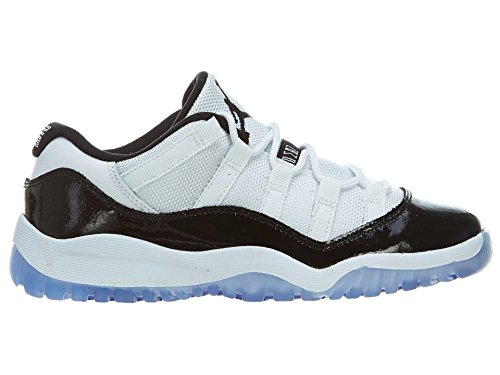 Jordan Pre School 11 Retro Bp White/Black-Dark Concord 505835-153 White/Black-dark Concord